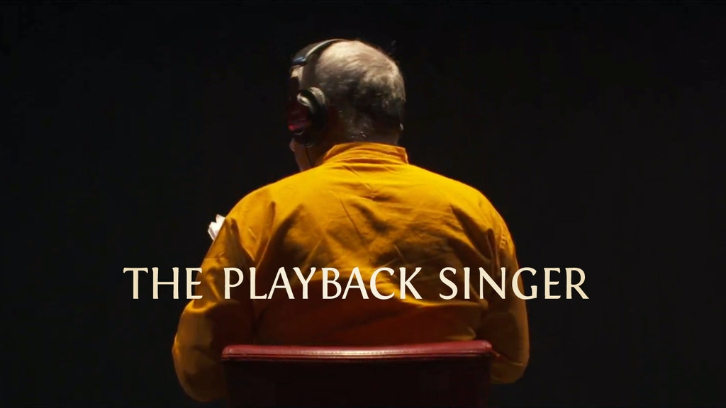 The Playback Singer project video thumbnail
