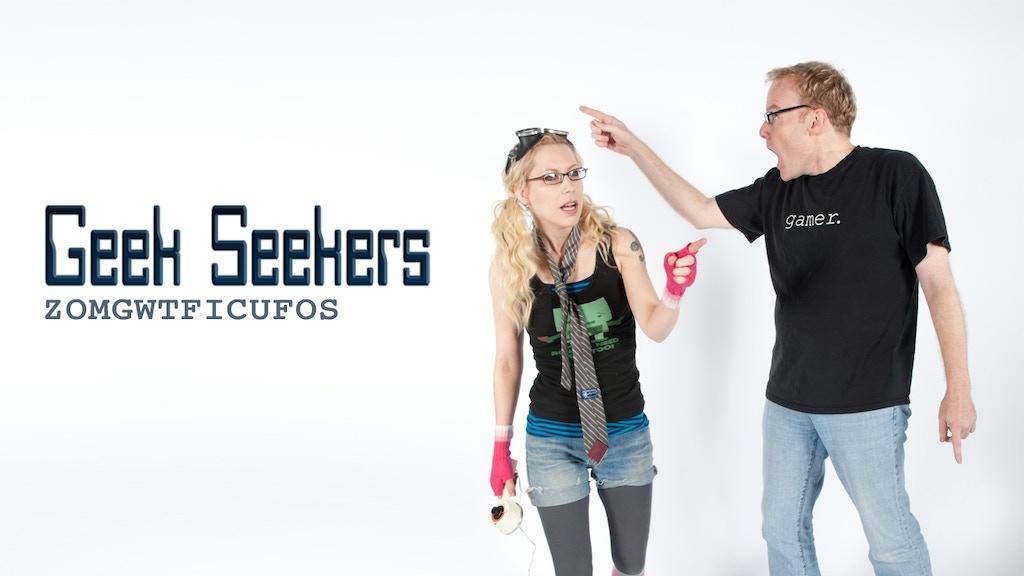 Geek Seekers project video thumbnail