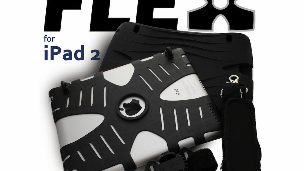 FLEX Versatility Kit for iPad 2 project video thumbnail