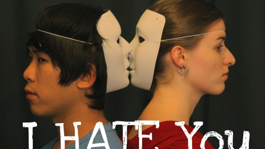 I Hate You project video thumbnail