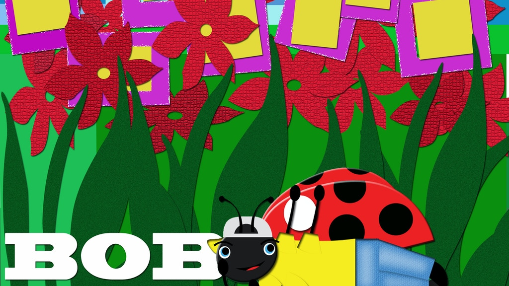 Bob The Ladybug: Bob's New Pants project video thumbnail
