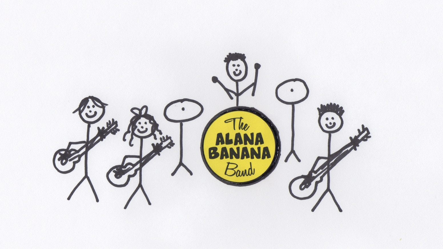 Help The Alana Banana Band finish their album for kids! by