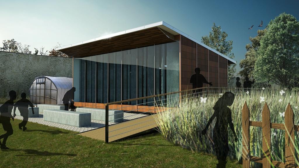 Nature Studio - Design Build project video thumbnail