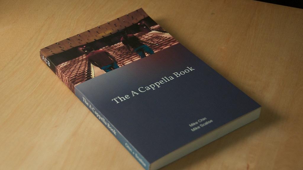 The A Cappella Book project video thumbnail