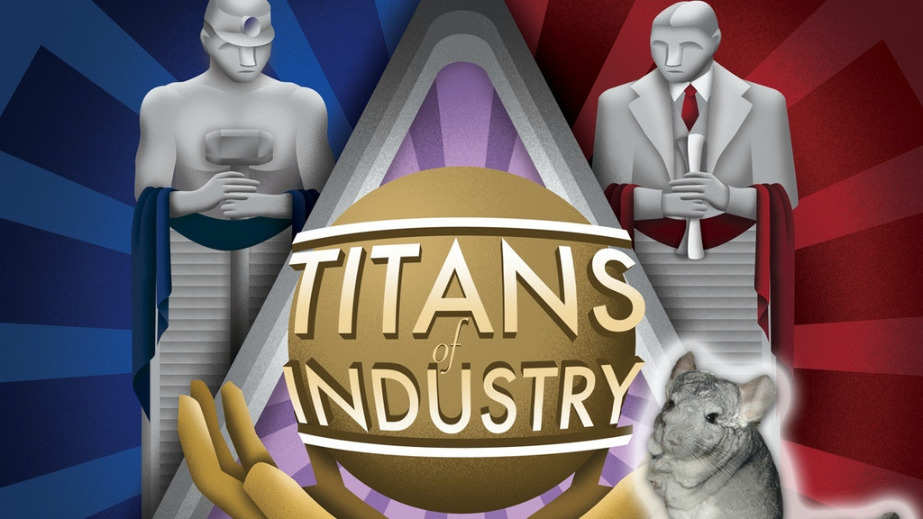 Titans of Industry Board Game project video thumbnail