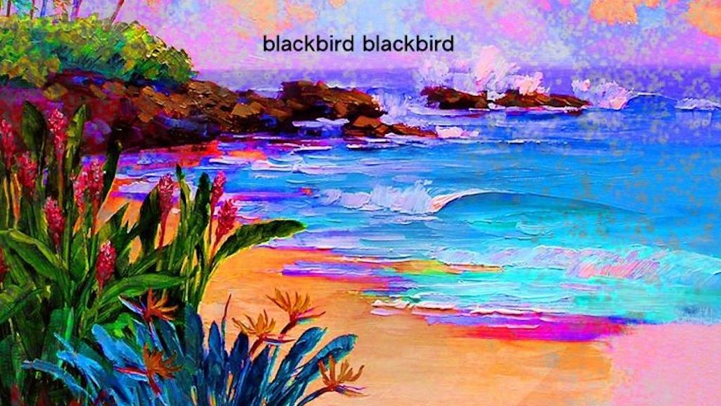 """BLACKBIRD BLACKBIRD  """"All""""  Music Video! project video thumbnail"""