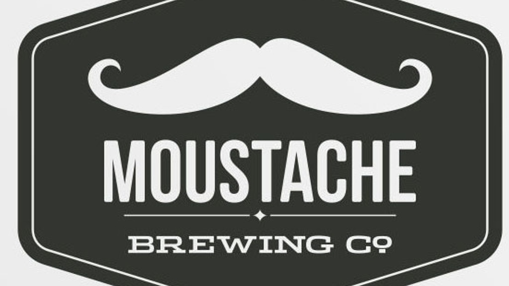 Moustache Brewing Co.- We're growing a moustache! project video thumbnail