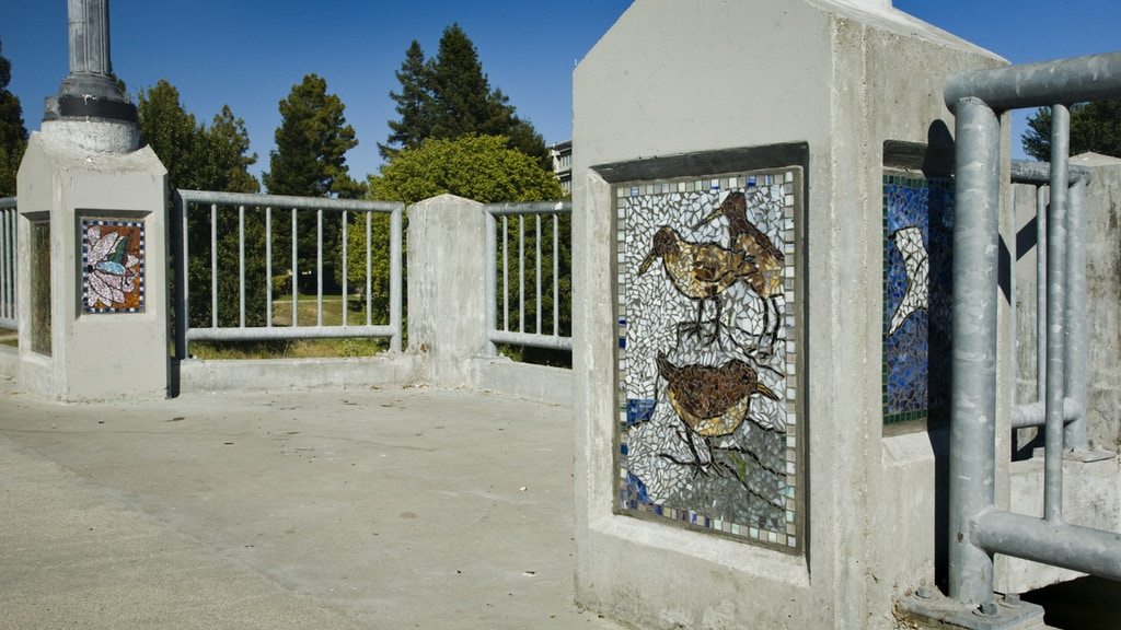 Santa Cruz Bridge Mosaics project video thumbnail