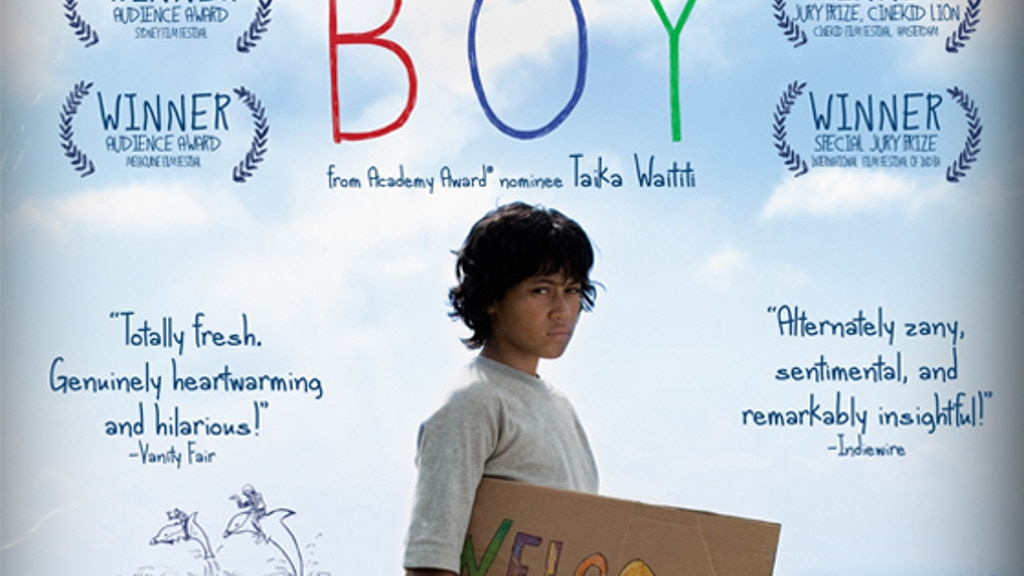 BOY: the American release! project video thumbnail