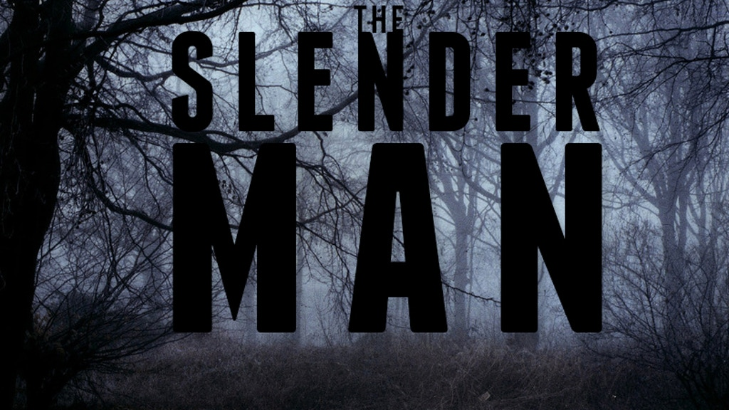 The Slender Man Movie project video thumbnail