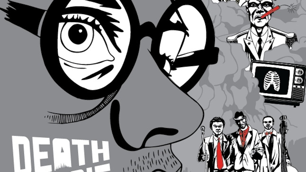 Spread Death Boogie Around the World project video thumbnail