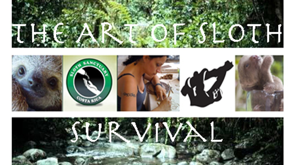 The Art of Sloth Survival project video thumbnail
