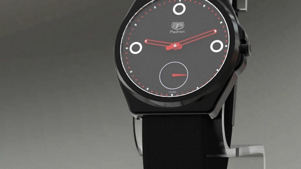 Vuelta: A Modern Mechanical Timepiece project video thumbnail