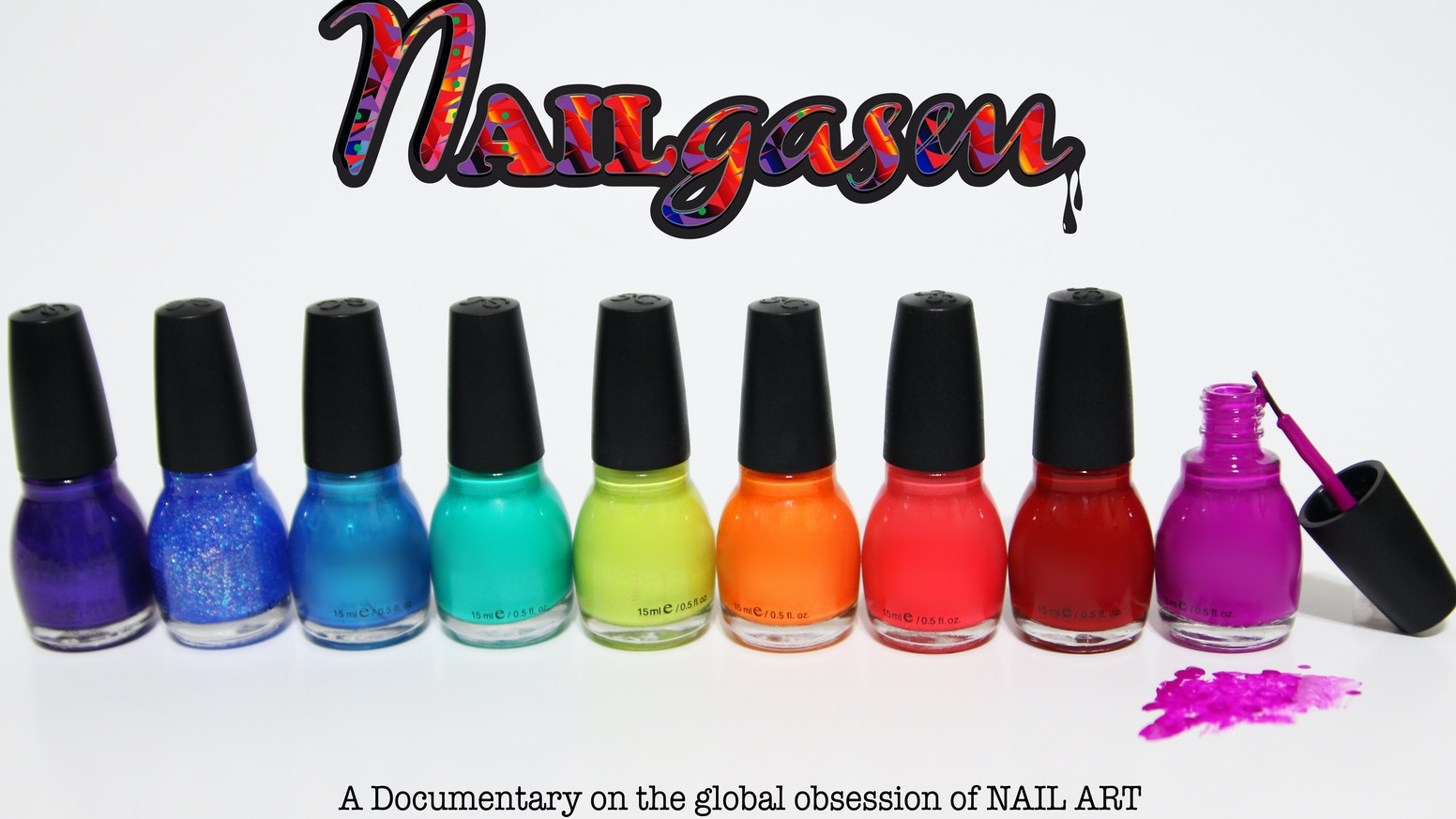 NAILgasm: A Documentary on the global obsession of NAIL ART by Brass ...