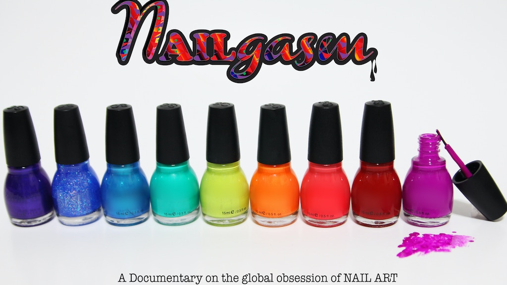NAILgasm: A Documentary on the global obsession of NAIL ART project video thumbnail