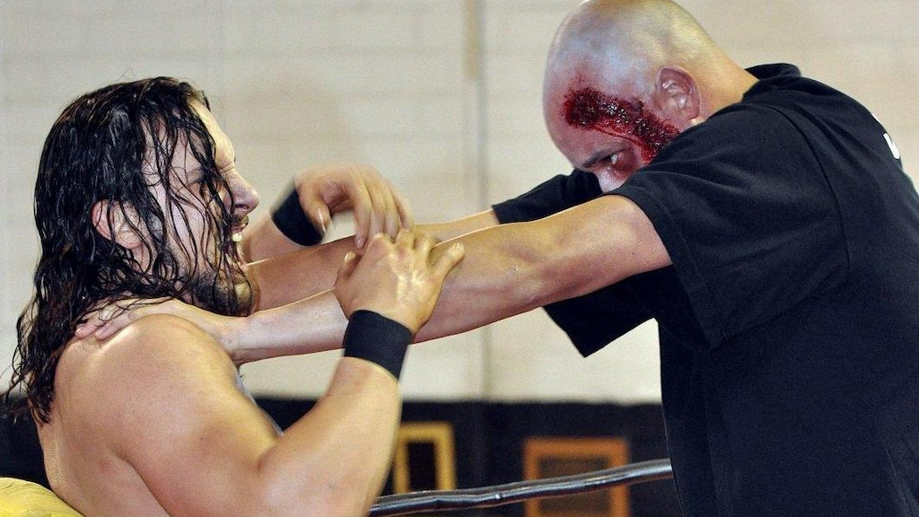 Pro Wrestlers vs. Zombies project video thumbnail