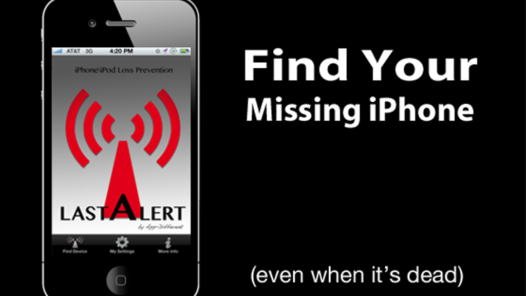 LAST ALERT - Find Your iPhone \ iPod (Even when it's dead) project video thumbnail