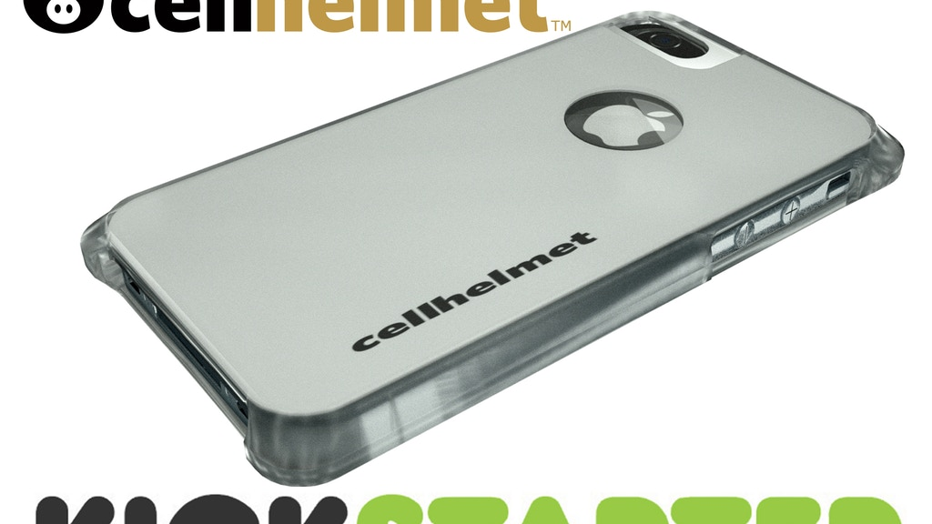 cellhelmet - 1st & Only Case That Guarantees the iPhone 4/4S project video thumbnail