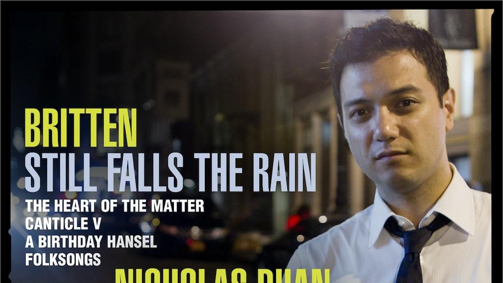 STILL FALLS THE RAIN - THE SECOND BRITTEN ALBUM!! project video thumbnail