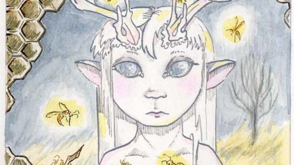 Stolen Child Tarot, A Limited Edition Major Arcana Deck project video thumbnail