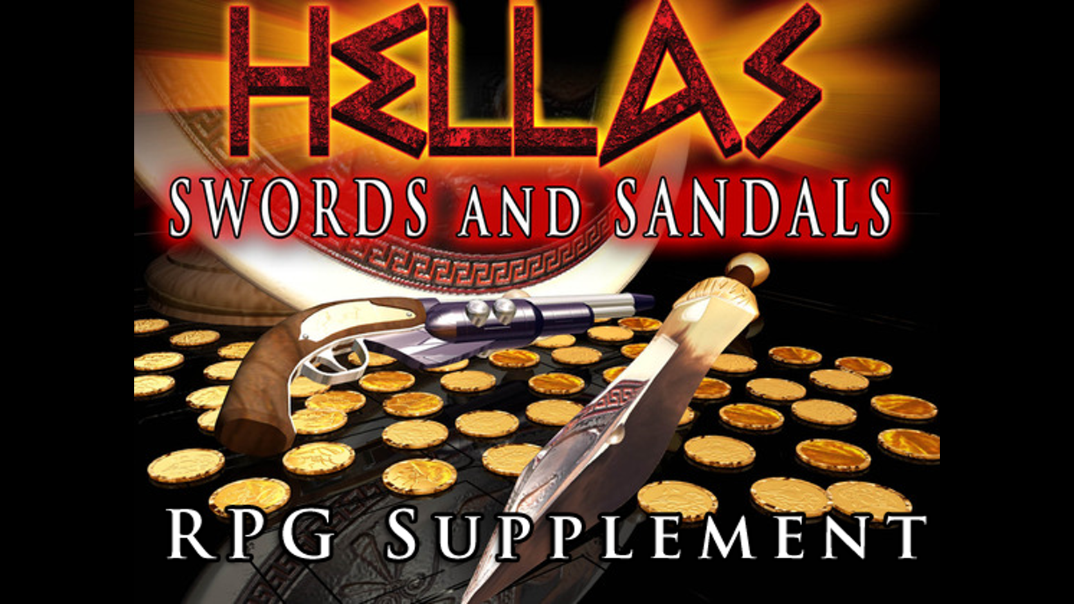 Swords and sandals - Hellas Swords And Sandals