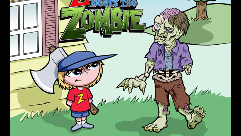 Zach meets the Zombie! project video thumbnail