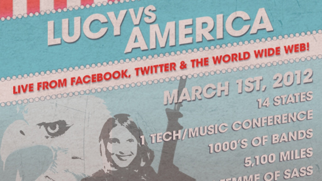 Lucy vs. America project video thumbnail