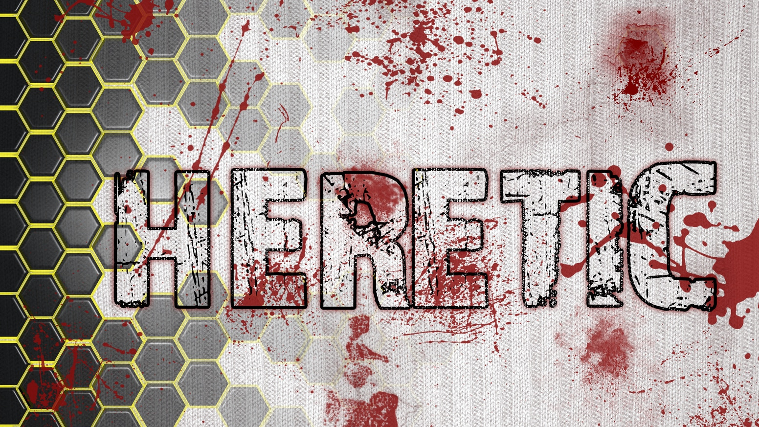 Heretic By Robert Morton Just In Time For The Holidays Kickstarter