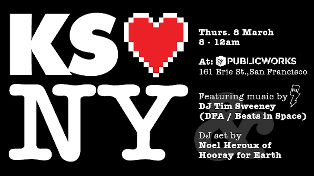 We're bringing NYC's best indie games to SF for a night! project video thumbnail