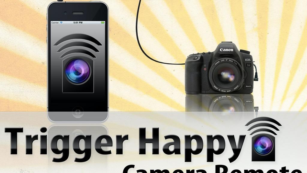 Trigger Happy Camera Remote project video thumbnail