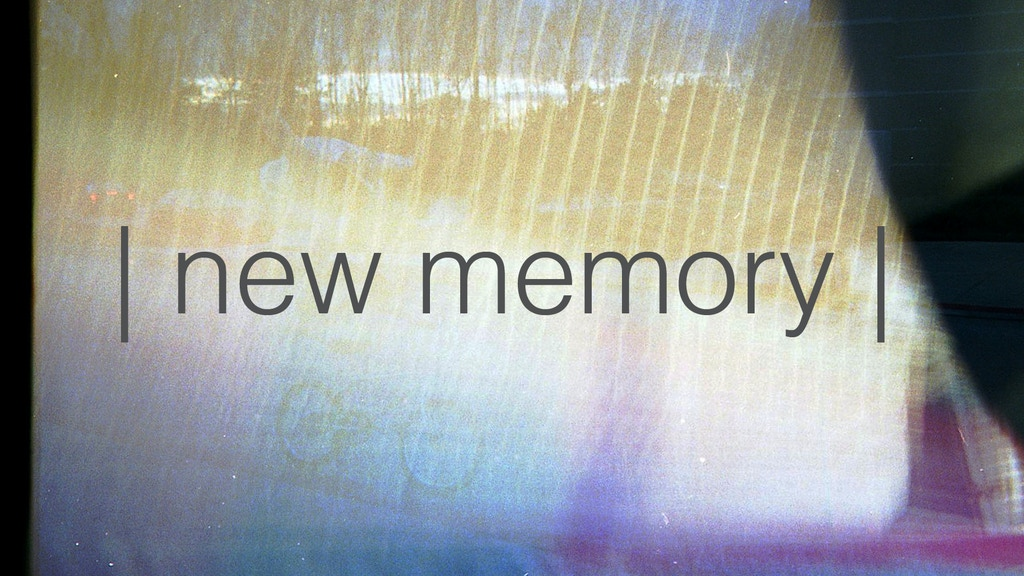Help Press arrange's New Record, New Memory, to Vinyl project video thumbnail
