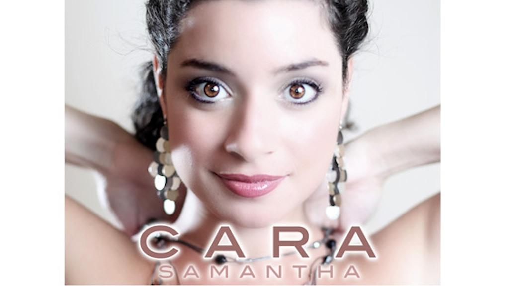 *Cara Samantha* Records An EP Album - April 2012! project video thumbnail