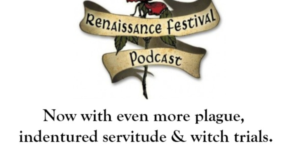 Renaissance Festival Podcast - Faire Discovery project video thumbnail
