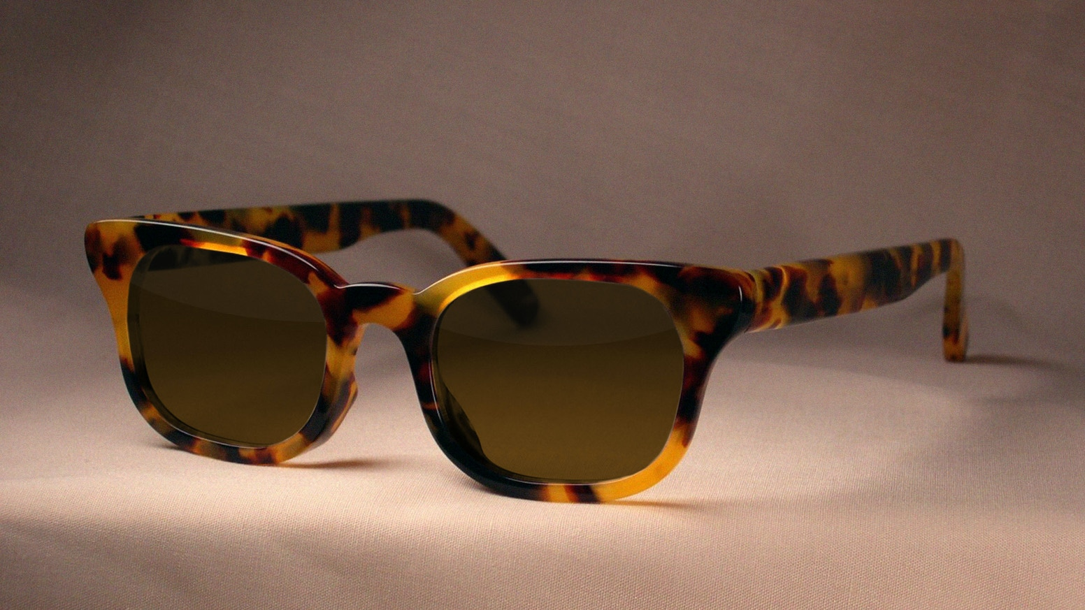 6023fe67fa52 Custom designed one-of-a-kind sunglasses made for your face only from a  block of Italian acetate   fitted with the world s best lenses