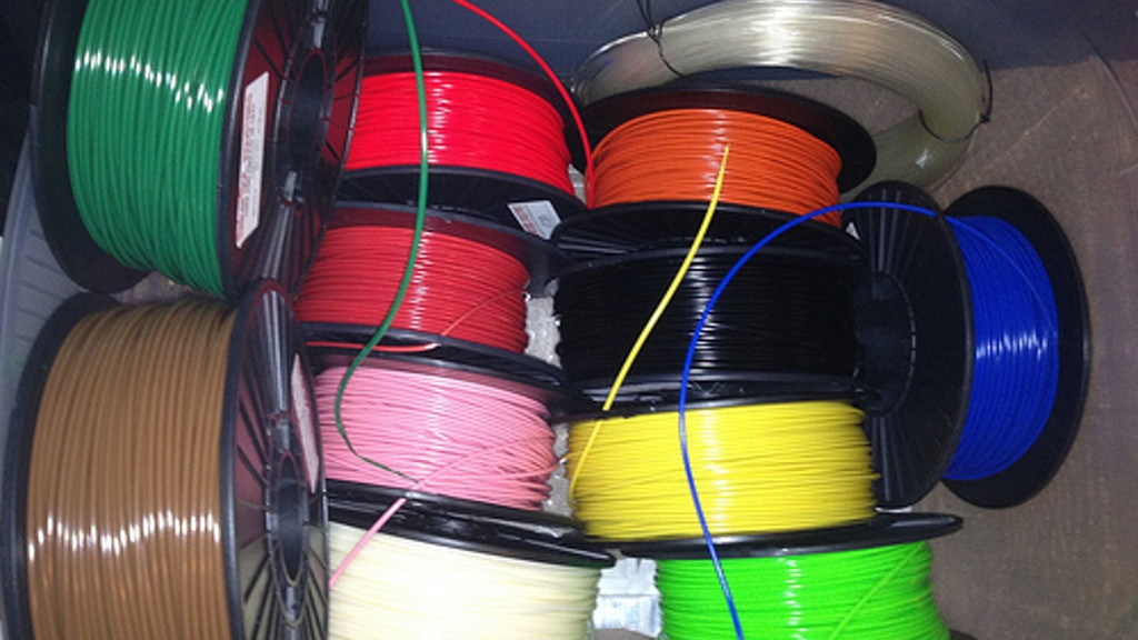 Project image for Affordable filament for RepRap community 3D Printers