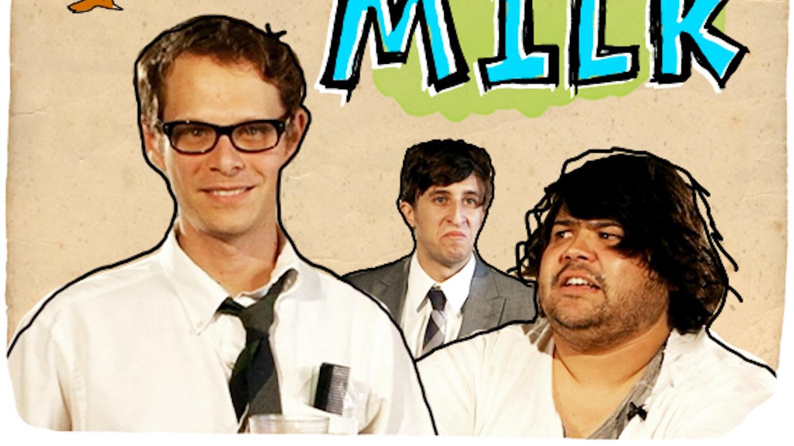 Chocolate Milk by Michael Ring — Kickstarter