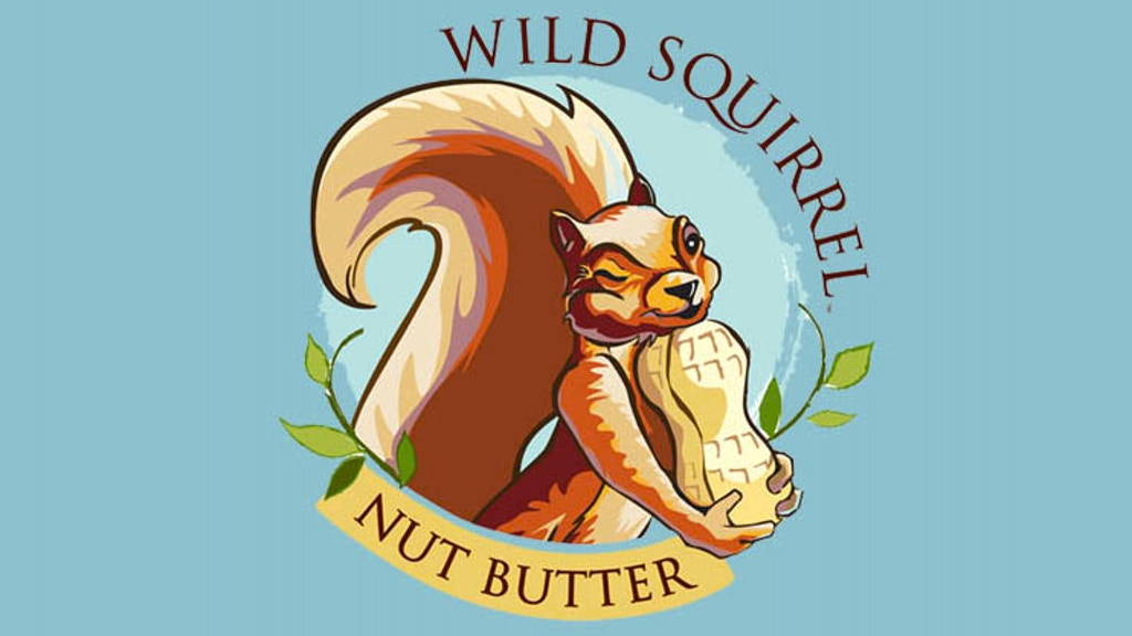 Wild Squirrel Nut Butter project video thumbnail