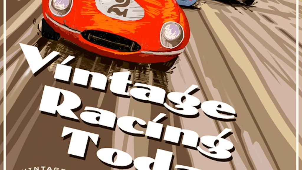 Help Save Vintage Racing.   Vintage Racing Today the Movie project video thumbnail