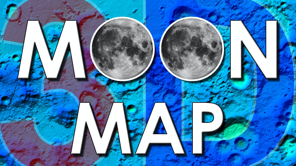 PopView 3D Moon Map project video thumbnail