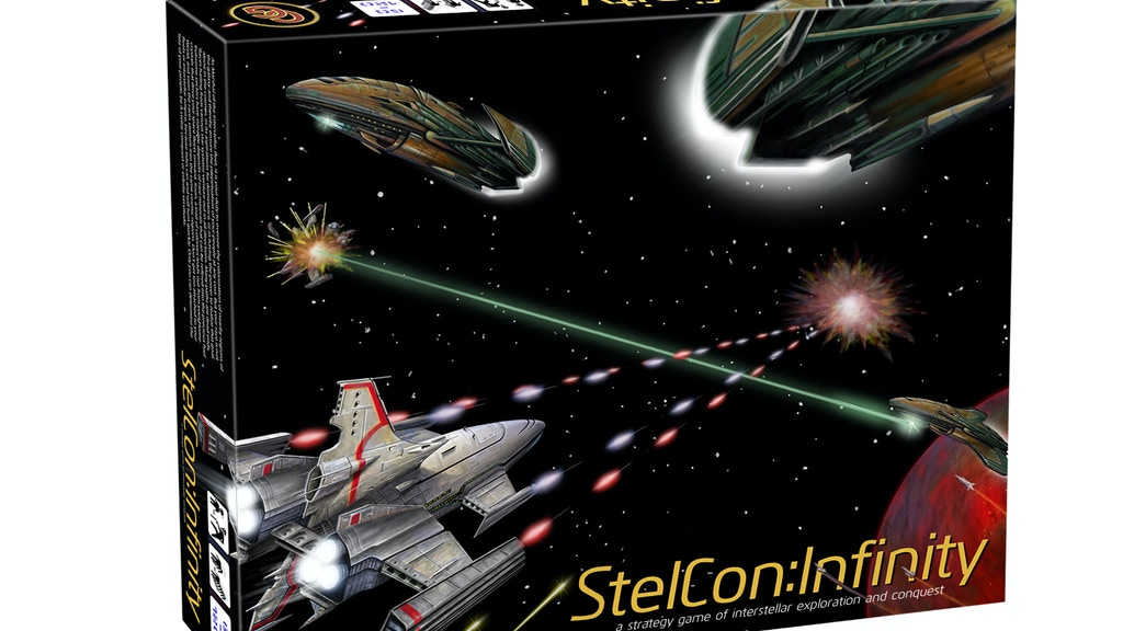 StelCon: Infinity project video thumbnail