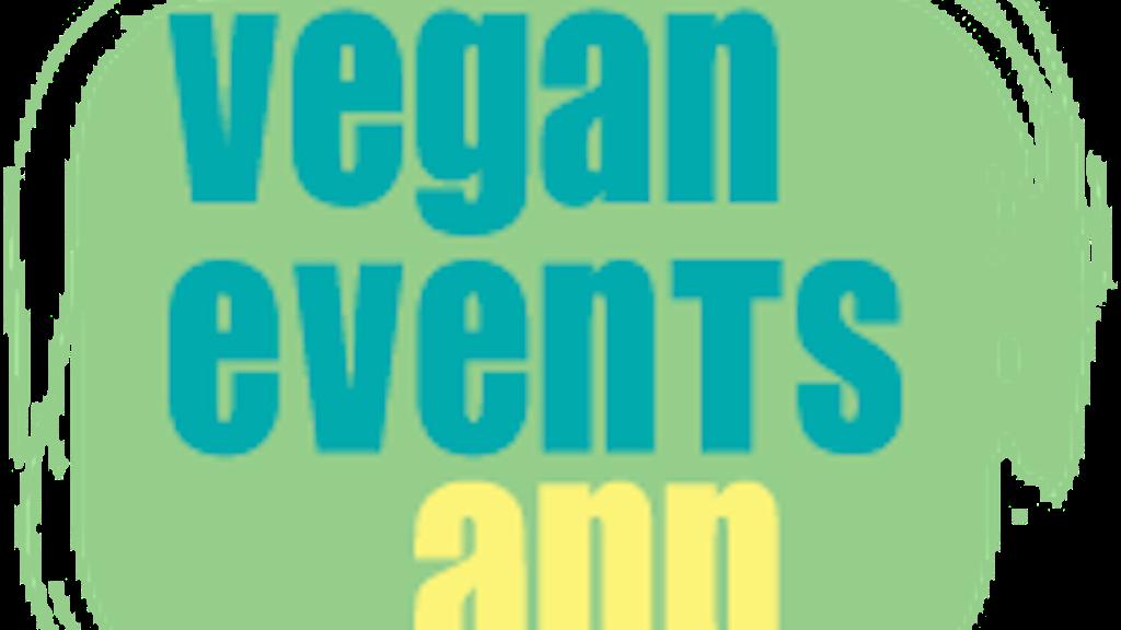Vegan Events App project video thumbnail