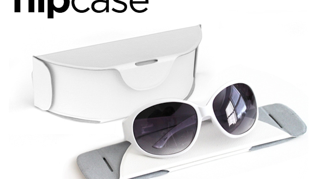 FLIPCASE: A Collapsible Sunglass Case project video thumbnail