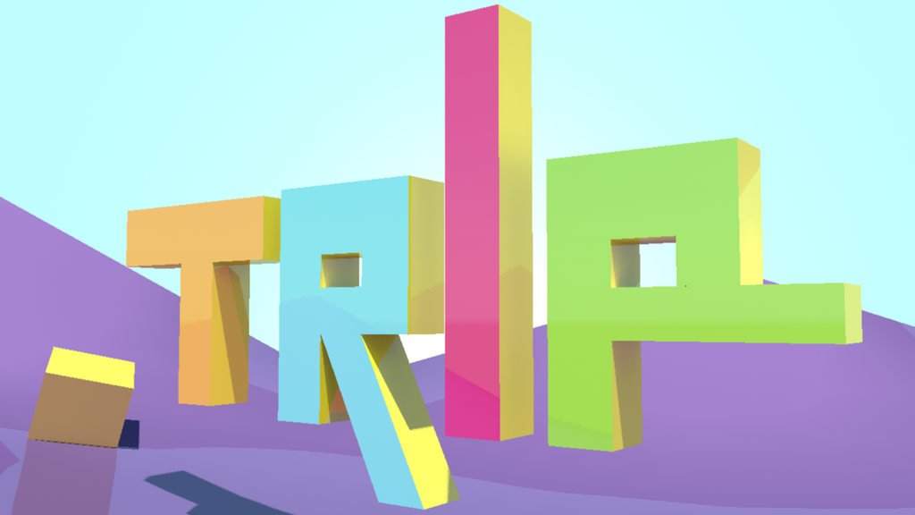 TRIP - AN ABSTRACT SURREAL EXPLORATION EXPERIENCE project video thumbnail