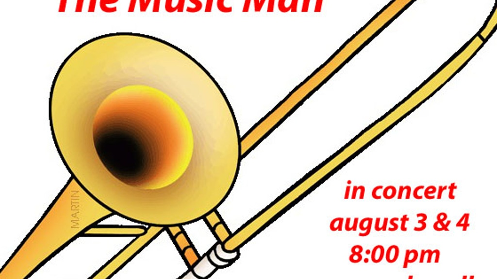 THE MUSIC MAN IN CONCERT! project video thumbnail