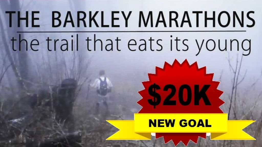The Barkley Marathons - The Trail That Eats its Young project video thumbnail