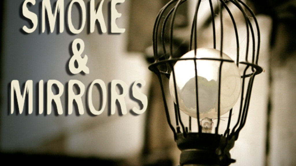 """Craig Clevenger's """"Smoke and Mirrors"""" project video thumbnail"""