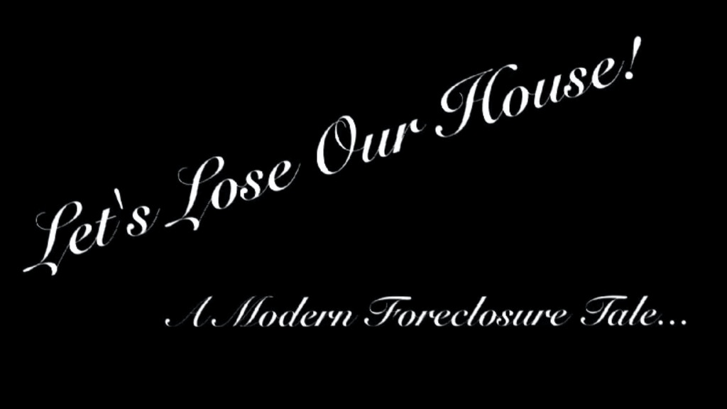 Save Our Community: Fight Foreclosure project video thumbnail