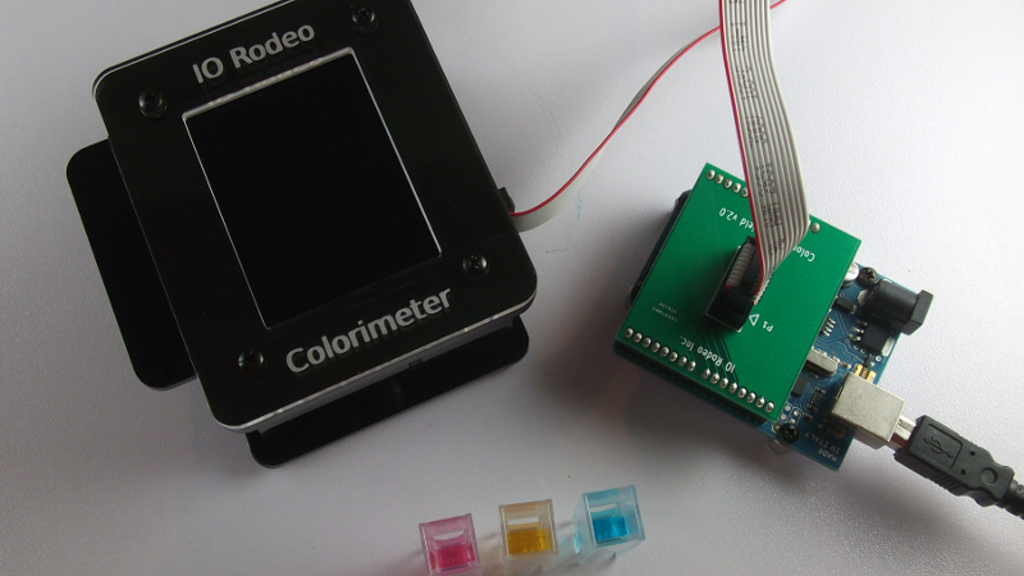 Educational colorimeter kit project video thumbnail