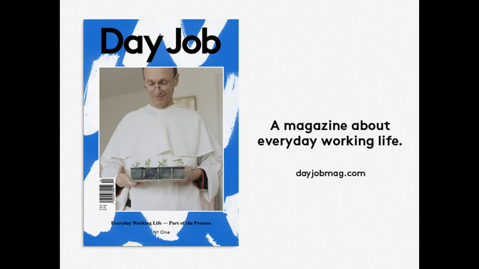 day job magazine by elliott walker kickstarter day job magazine