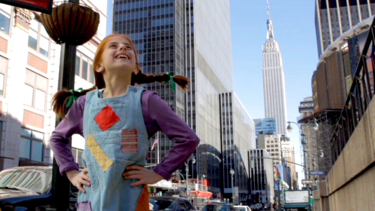 Checking Out Pippi Longstocking From >> Pippi Longstocking The Musical Makes Off Broadway Debut By Laura